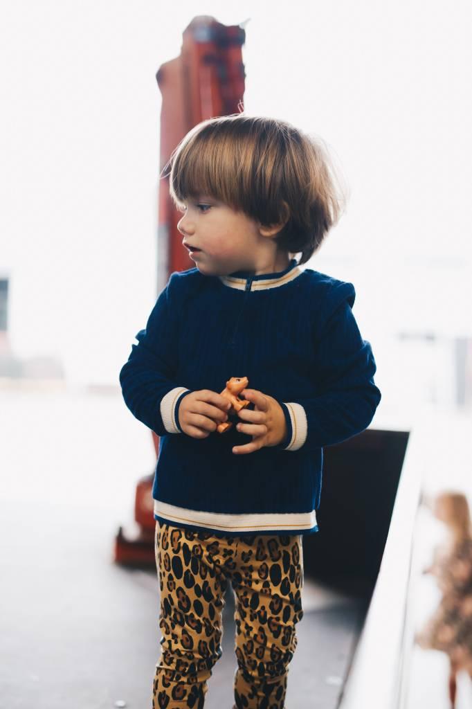 sweater - Miro true blue