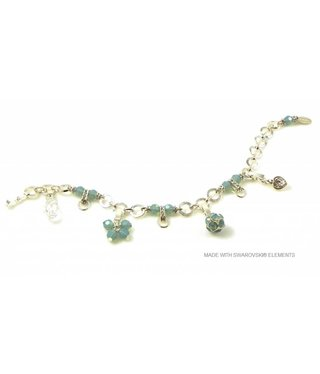 Bijou Gio Design™ Armband Pacific Opal
