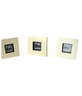 Fotolijstje Vierkant 6 x 6 cm - 3 stuks