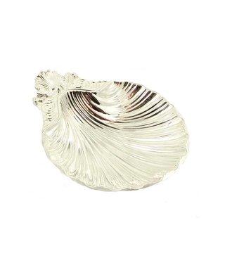 Silver plated Bonbon bowl leaf 21 cm