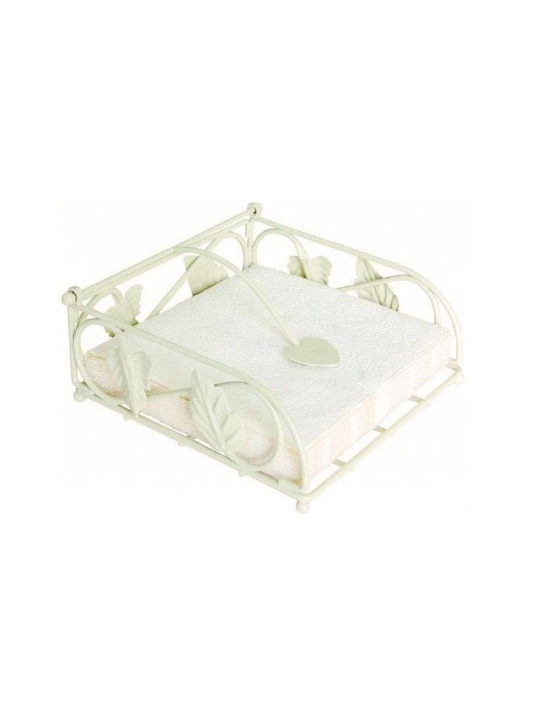 Napkin holder Wine leaf