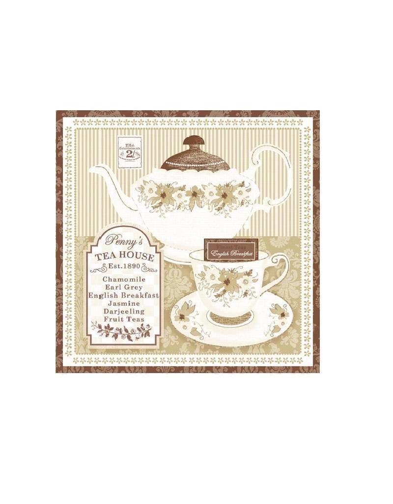 Napkins Tea Time