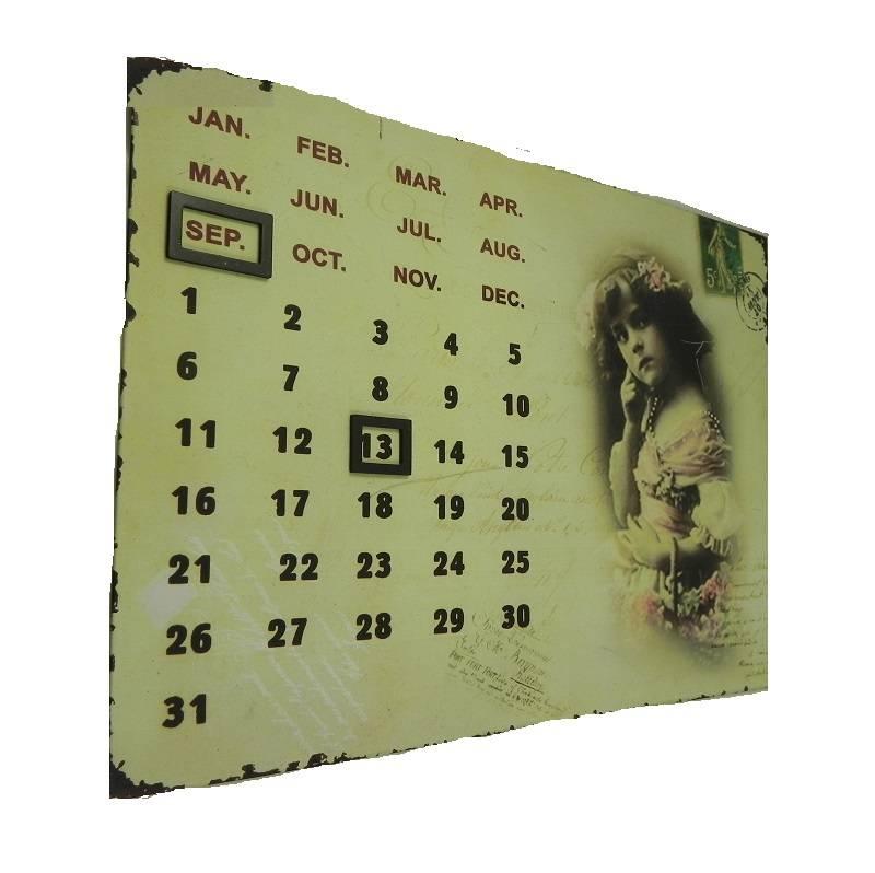 Nostalgische Kalender