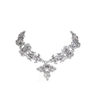 Bijou Gio Design™ Collier Crystal