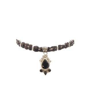 Bijou Gio Design™ Necklace Garnet