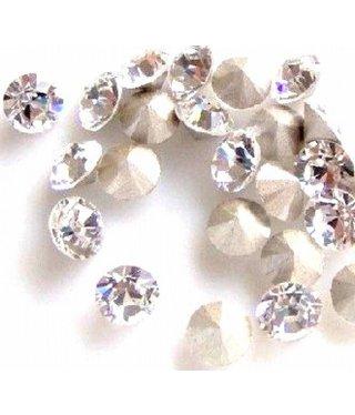 1028 Swarovski Puntstenen SS20 - Crystal