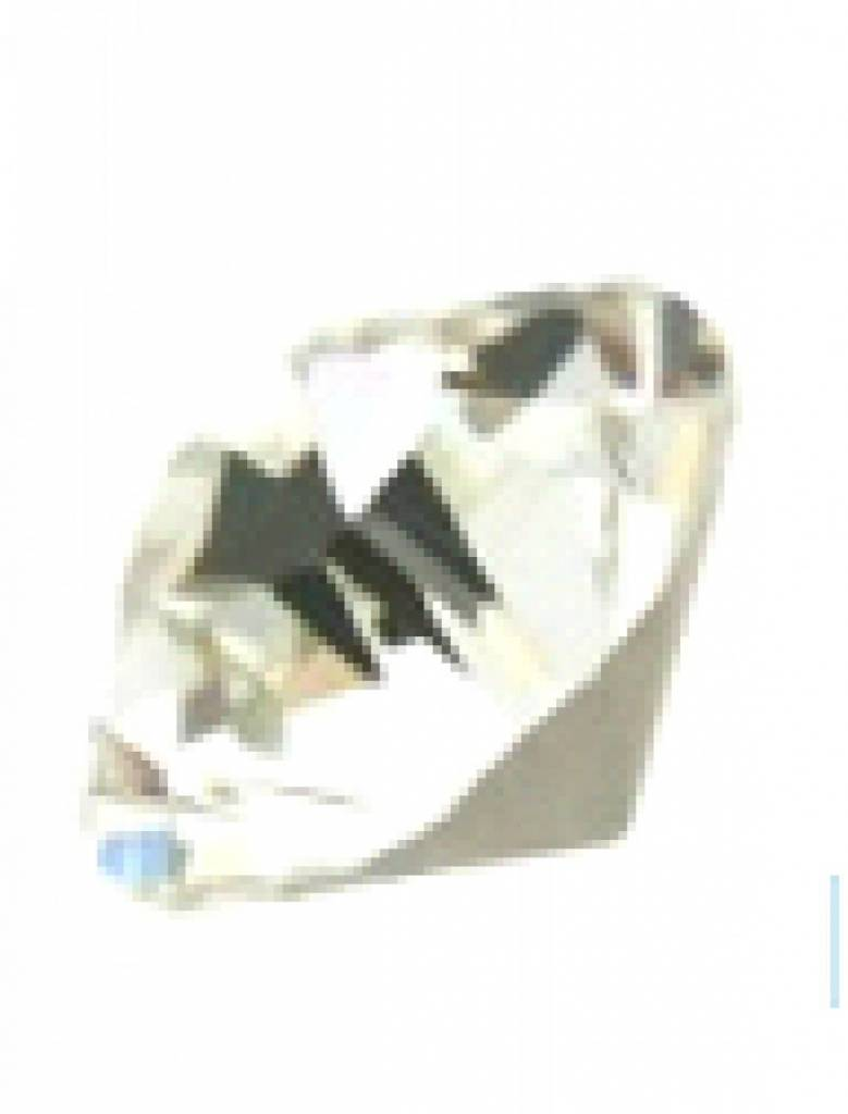1028 Swarovski Puntstenen SS29 - Crystal