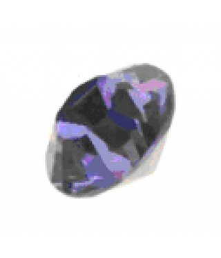 1028 Swarovski Chaton Pointed Back SS29 - Tanzanite