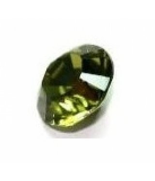 1028 Swarovski Puntstenen SS29 - Khaki