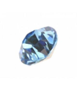 1028 Swarovski Chaton Pointed Back SS39 - Aquamarine
