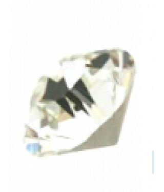 1028 Swarovski Puntstenen SS39 - Crystal