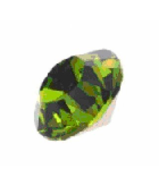 1028 Swarovski Chaton Pointed Back SS39 - Olivine
