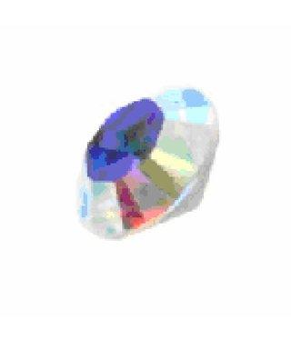 1028 Swarovski Puntstenen SS29 - Crystal AB
