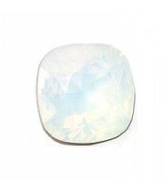 4470 Swarovski Rd Square - White Opal