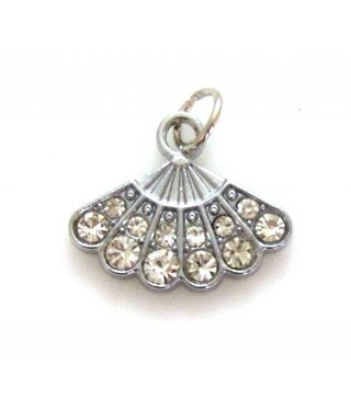 Charm with Rhinestones