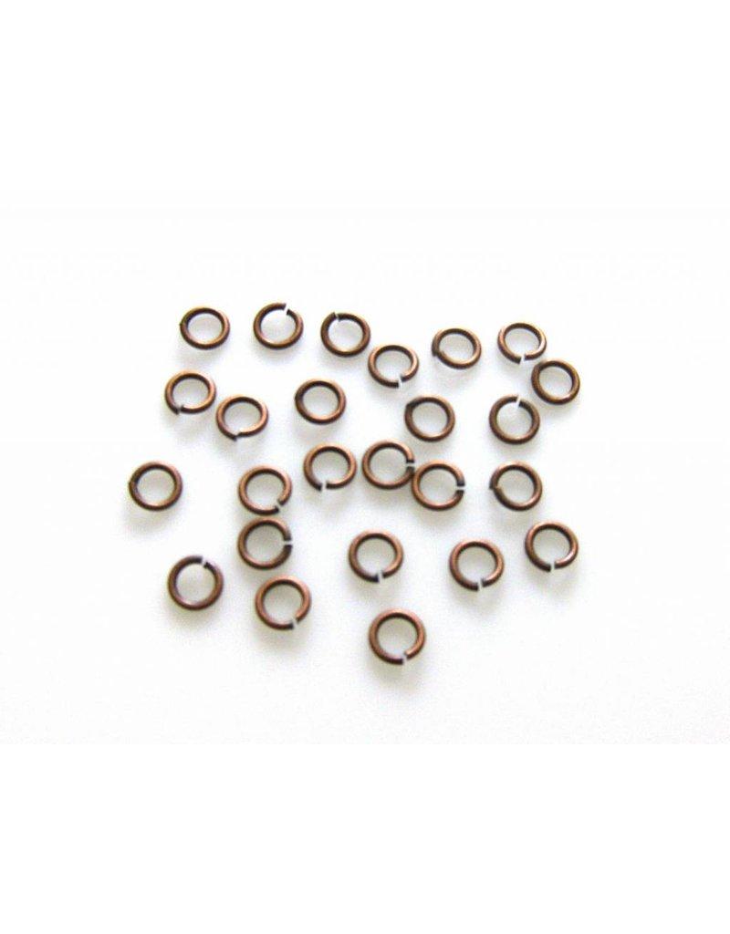 Open Ring 5 mm - MAC