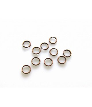 Split Ring 8 mm - MAC