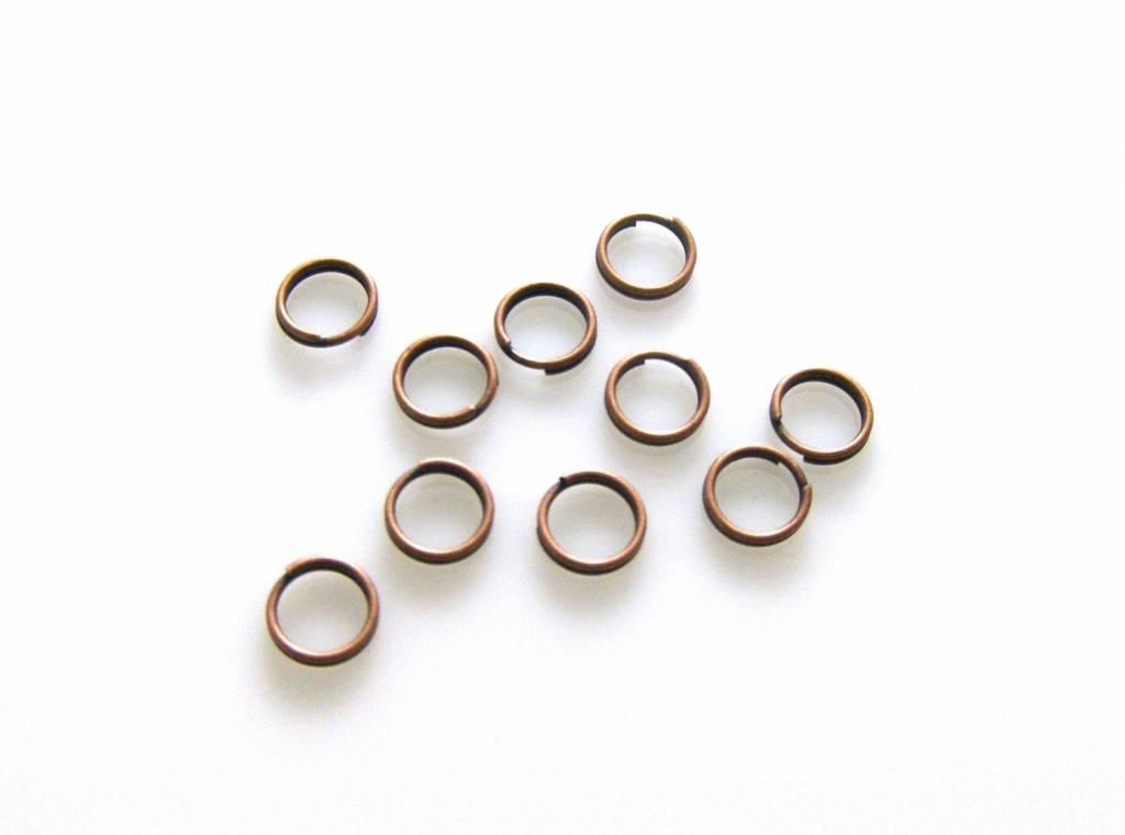 Split Ring 8 mm - MAC