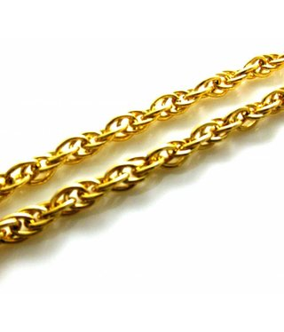Chain 9 mm - Gold Color