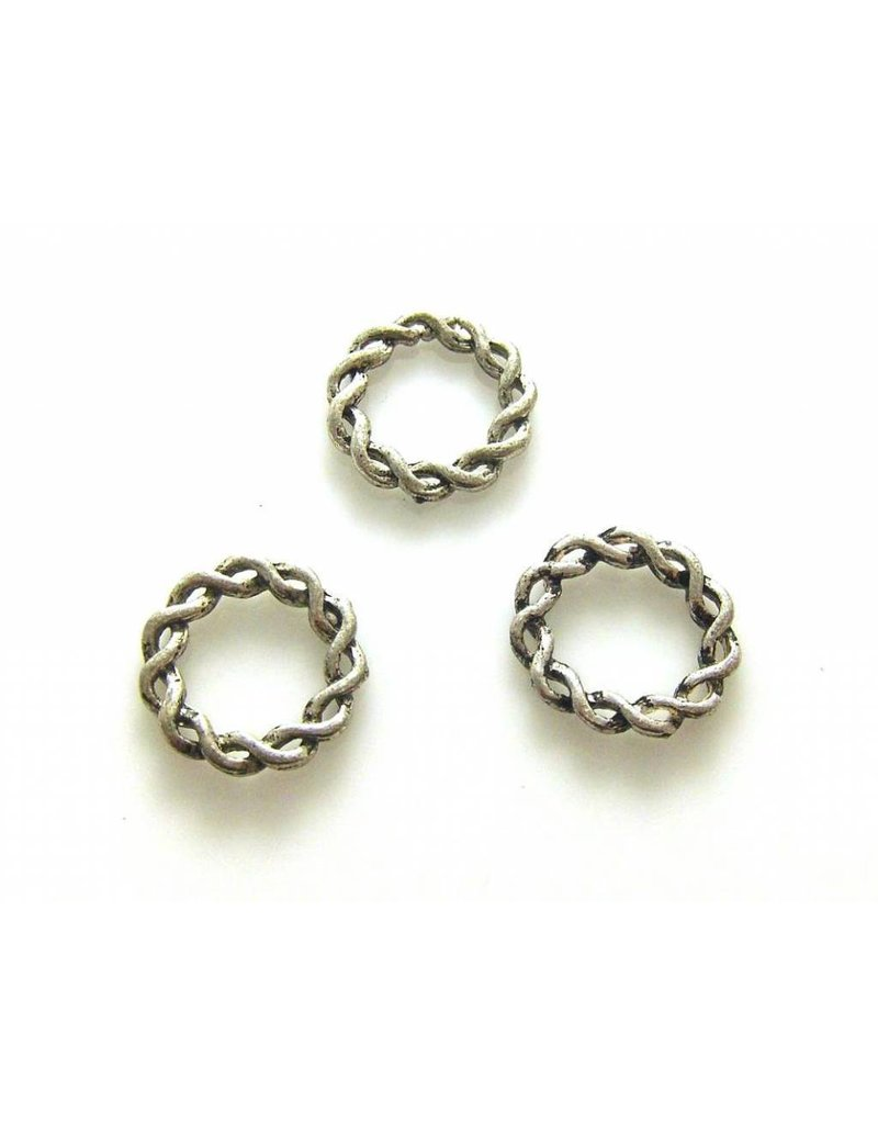 Braided Ring - AS