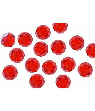 5000 Swarovski Faceted Round Beads - Hyacint