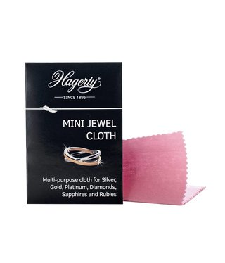 Hagerty Small Silver Jewellery cloth