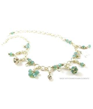 Bijou Gio Design™ Collier Pacific Opal