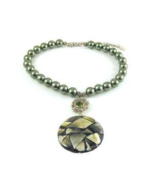 Bijou Gio Design™ Collier Green