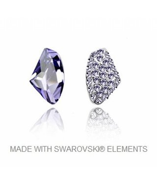 Earrings with Swarovski Elements