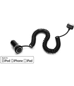 Griffin Griffin PowerJolt SE for iPhone and iPad (30-pins) 2.1A Black GC23090