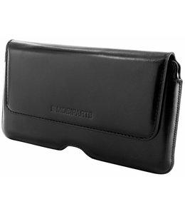 Mobiparts Mobiparts Excellent Belt Case Size 5XL Jade Black