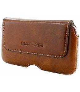 Mobiparts Mobiparts Excellent Belt Case Size 3XL Oaked Cognac