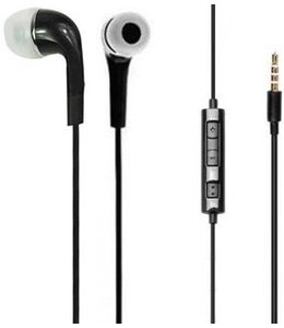 Samsung Stereo Headset EHS64 3.5 mm Black