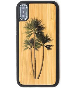 Reveal Reveal Palm Tree Bamboo Case Apple iPhone X/XS