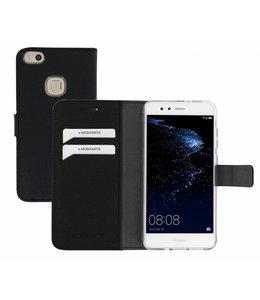 Mobiparts Mobiparts Saffiano Wallet Case Huawei P10 Lite Black