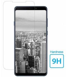 Mobiparts Regular Tempered Glass Samsung Galaxy A9 (2018)
