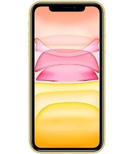 Apple iPhone 11 64GB  Yellow.