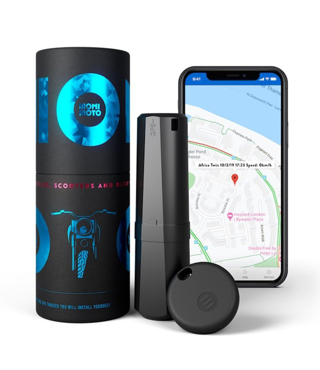 MoniMoto Smart GPS Alarm