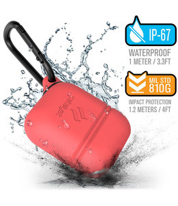 Catalyst Catalyst Waterproof Case Apple Airpods Coral