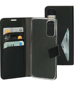 Mobiparts Classic Wallet Case Samsung Galaxy S20 4G/5G Black