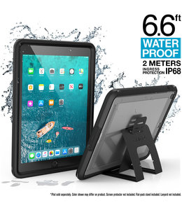 Catalyst Catalyst Waterproof Case Apple iPad 10.2 (2019/2020) Stealth Black