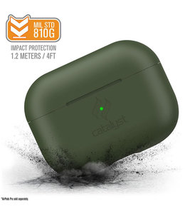 Catalyst Catalyst Slim Case Apple Airpods Pro Army Green