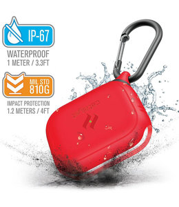 Catalyst Catalyst Waterproof Case Apple Airpods Pro Flame Red