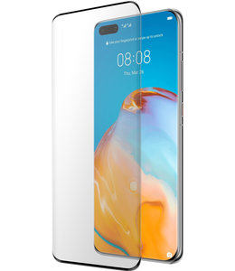 Mobiparts Mobiparts Curved Glass Huawei P40 Pro