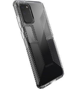 Speck Speck Presidio Perfect Clear with Grips Samsung Galaxy S20 Plus Clear - with Microban