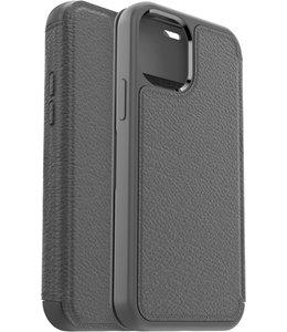 Otterbox Strada Case Apple iPhone 12/12 Pro Shadow Black 77-65420