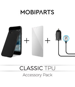 Mobiparts Mobiparts Essential TPU Accessory Pack V3 Apple iPhone 11