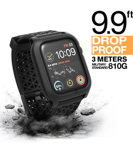 Catalyst Catalyst Impact Protection Case Apple Watch Series 4 & 5 44mm Black