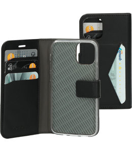Mobiparts Mobiparts Classic Wallet Case Apple iPhone 12 Mini Black