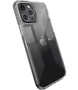 Speck Speck Presidio Perfect Clear with Grips Apple iPhone 12 Pro Max  Clear - with Microban